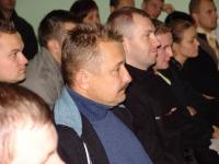 Spotkanie Pracowników - Tuczno 07.10.2006