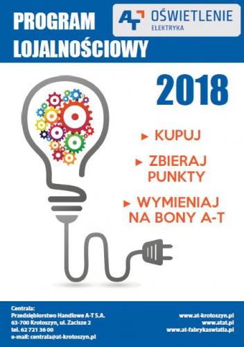 Program lojalnościowy 2018