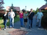 Spotkanie Pracowników - Gronów 08-09.09.2009