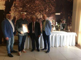 Spotkanie pracowników - 2019 Restauracja Leśniczówka
