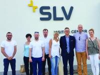 Wyjazd do firmy Spotline – SLV