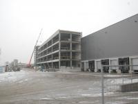 Zintegrowane Centrum Logistyczne i Biurowiec